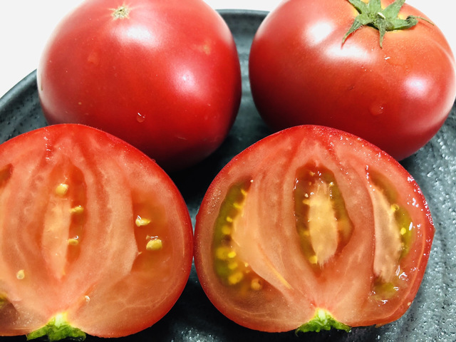 フルーツトマト 糖度